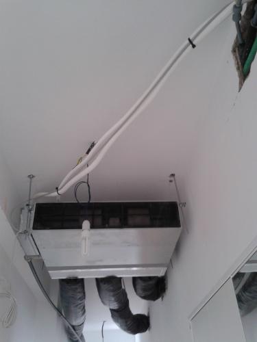 Am di morelli impianti elettrici impianti elettrici - Impianto condizionamento canalizzato ...